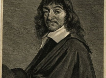 KARTIANSKE KOORDINATER: Det revolusjonerende med Descartes innsikt var at man nå kunne beskrive forholdet mellom nesten hvilke som helst to kvantiteter. Illustrasjon: The Trustees of the British Museum
